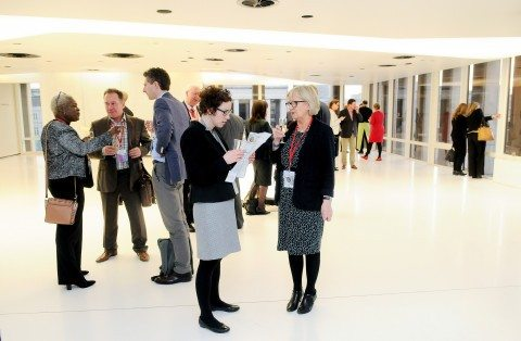 Using Networking Skills at a Conference