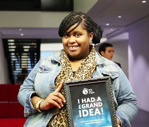 Young woman turned her entrepreneurial dreams into a business