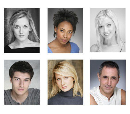 professional acting headshots are a great idea if you can afford to have them done