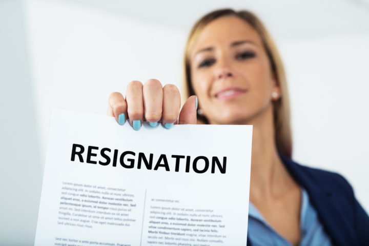 How To Write A Formal Resignation Letter  Things You Must