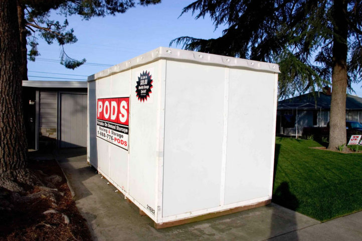 Storage Container Office E